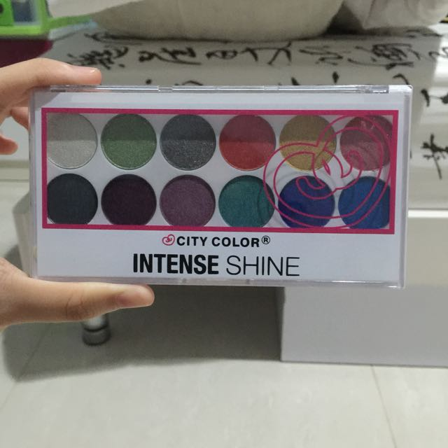 City Color Eyeshadow