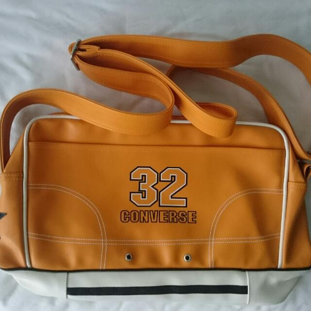 converse sling bag sports on carousell
