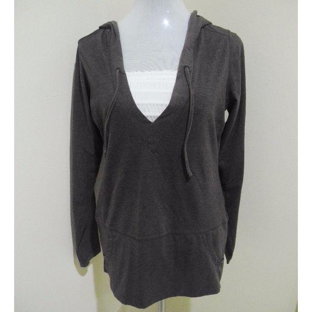 Dark Brown Sweater Womens Fashion On Carousell
