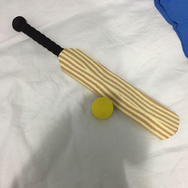 Foam Cricket Set