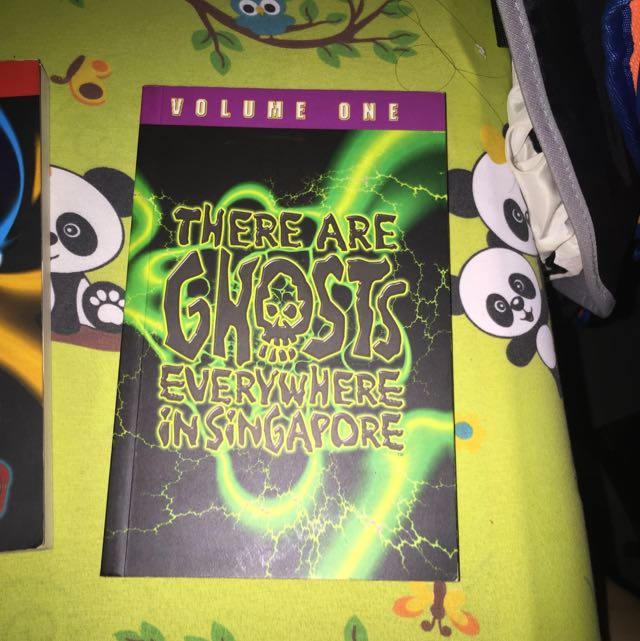 Ghost Stories Book