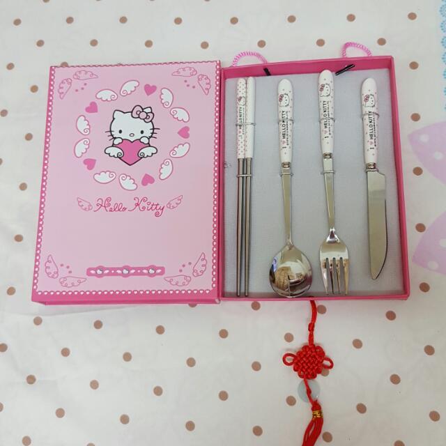 Hello Kitty餐具