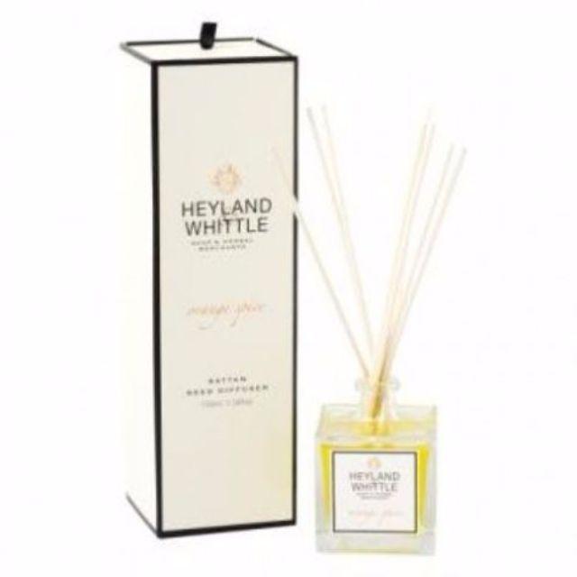 H&W 英倫薇朵 英國製 橙果馨香擴香瓶 200ml Heyland Whittle 百貨專櫃購入