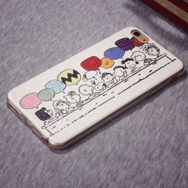 徵求-i6史努比這款手機殼
