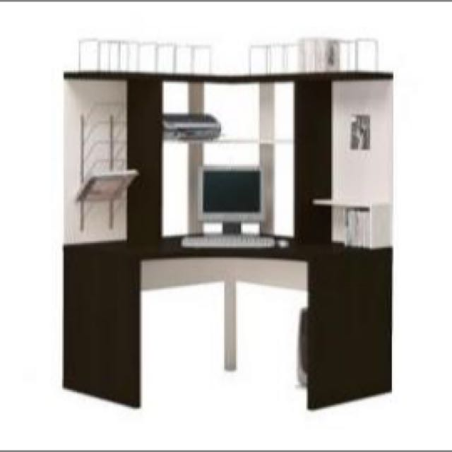 Ikea 轉角書桌