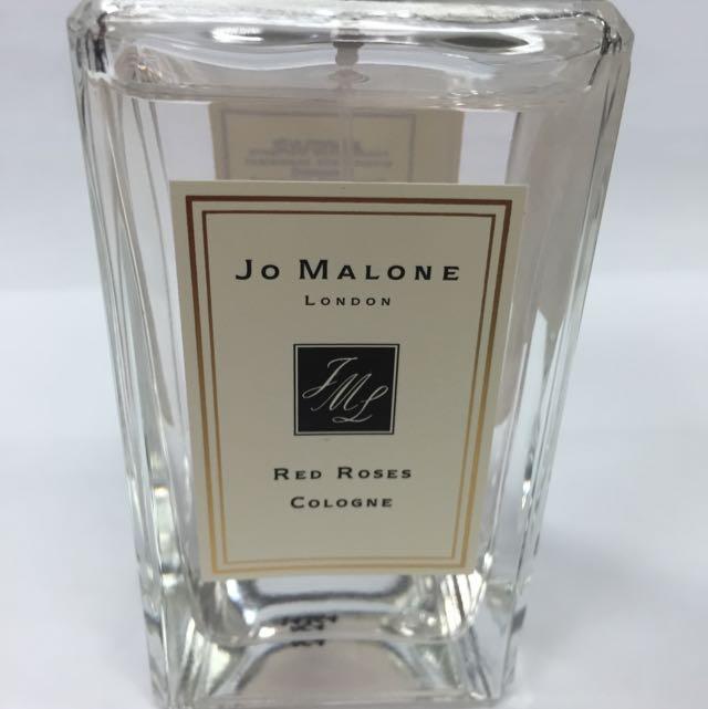 (保留)Jo Malone 玫瑰 RED ROSES 100ml
