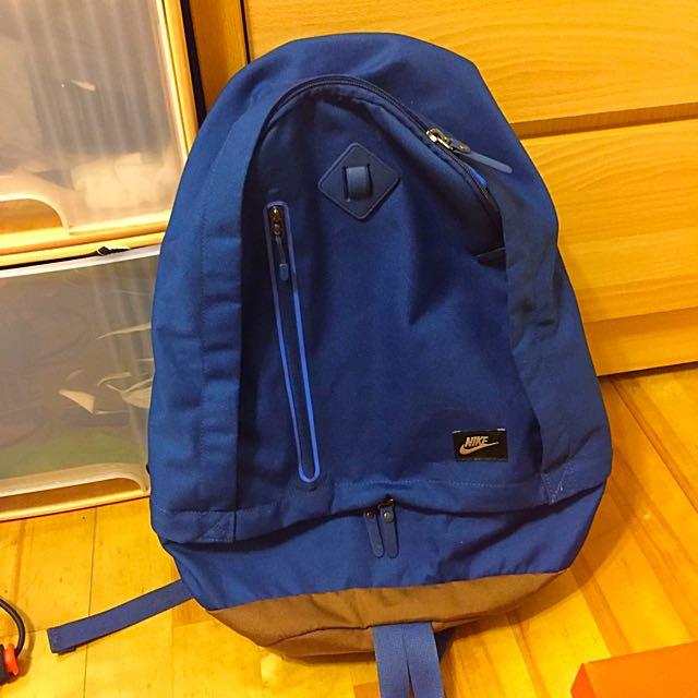 Nike 後背包-深藍色