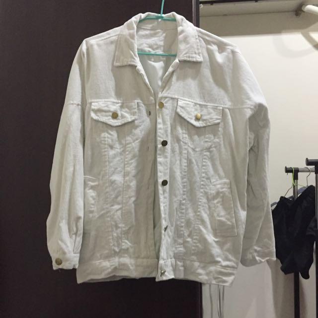 韓國oversize外套
