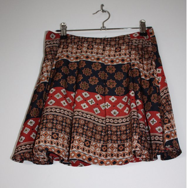 🌻 Patterned skirt