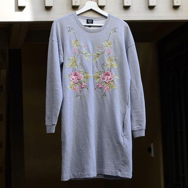 POP UP SALE!! McQ By Alexander McQueen Sweater Dress