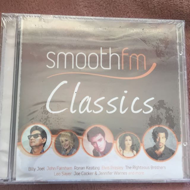 Smooth Fm CD