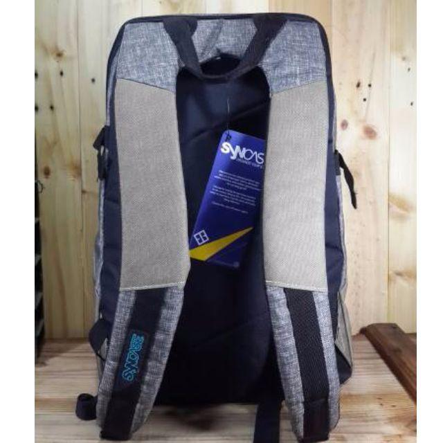 Tas Ransel Laptop Murah Syncase / Bodypack/ Eiger / Palazzo / Tracker