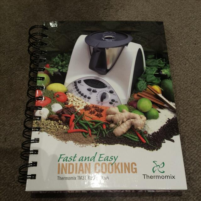 Thermomix Indian Recipe Book PRICE DROP!!!