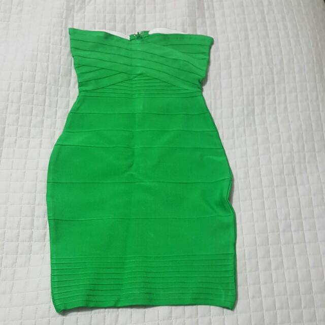 "Thick Bandage Dress Size ""S"""