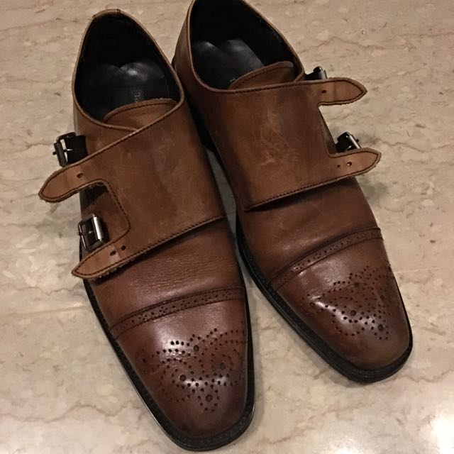 To Boot New York Double Monkstrap