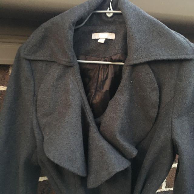 Charcoal Jacket