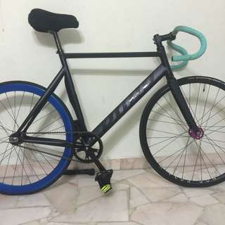Keirin Track Pro Full Custom set Fixed gear Bike