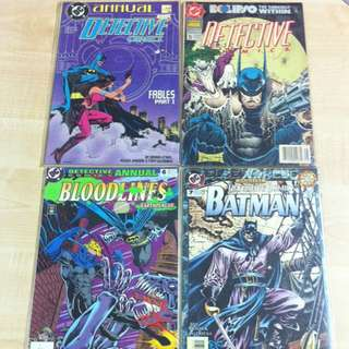 Detective Comics (Lot 3)