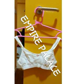 🎉AVAILABLE NOW Girl Puberty Cotton Antibacterial Deodorant Bra