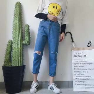 PO Topshop Inspired Jeans