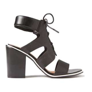 Jamieson lace up heels