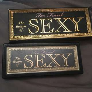 Too Faced Return Of Sexy