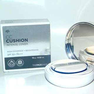 The Face Shop Cc Cushion Intense Cover + REFILL