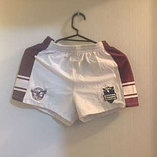 Small Little Rugby Shorts