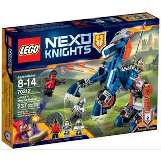 Lego 70312未來騎士系列