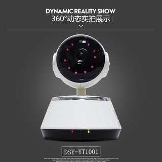無線WIFI高清監控攝像頭