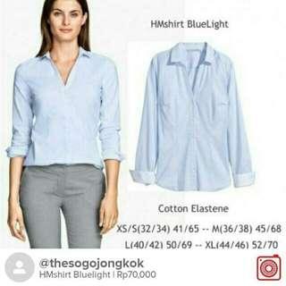H&M (New) Shirt Blue