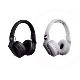 Pioneer HDJ-700 耳罩式DJ監聽耳機 (有黑/白雙色可挑選)