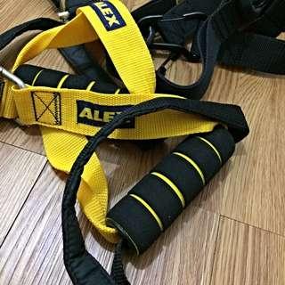 懸吊系統健身器材(TRX)