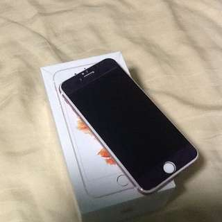 iphone 6s Rose Gold ,64GB ,