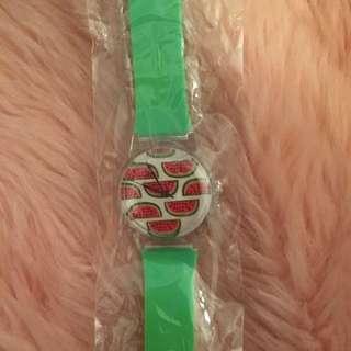 Watermelon 🍉 Jelly Watch