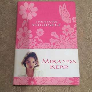 Miranda Kerr Book; Treasure Yourself