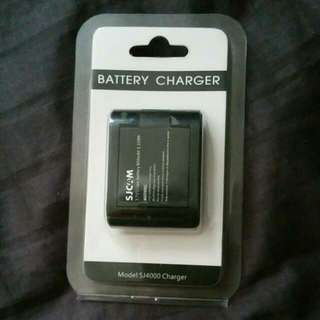 Sjcam 4000 Battery With Charger
