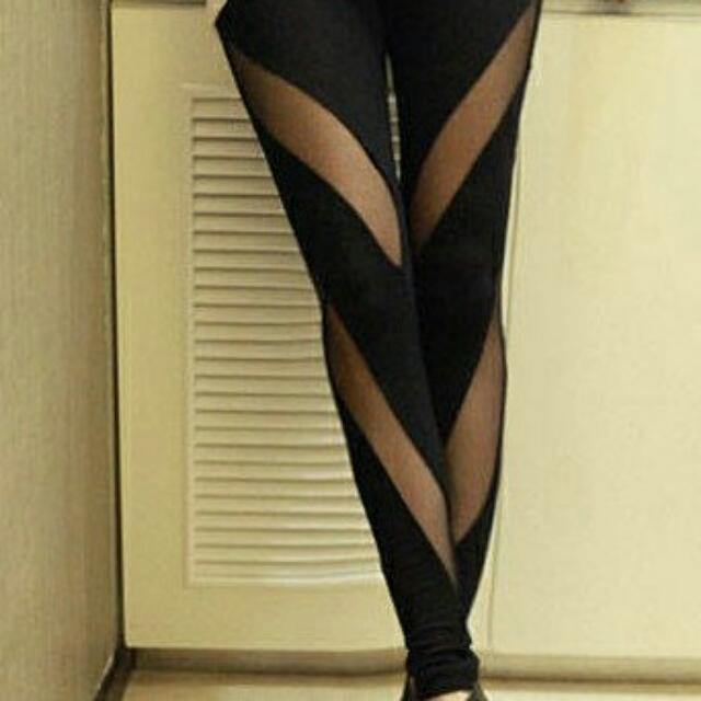 造型內搭褲