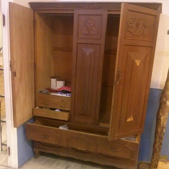 懷舊衣櫥老件