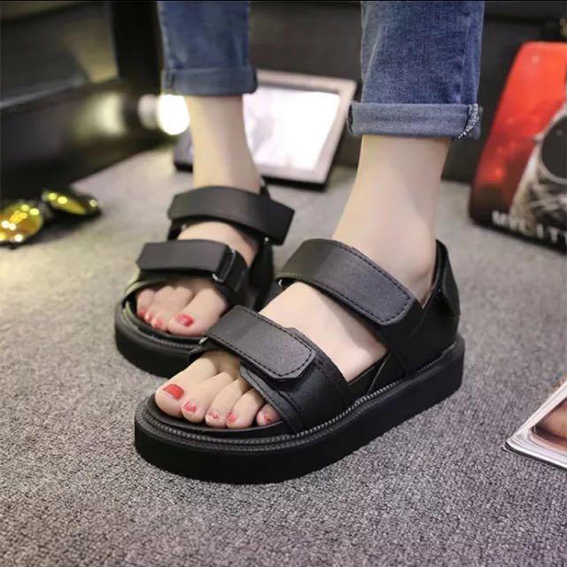 涼鞋控快來吧 夏天必備 僅試套
