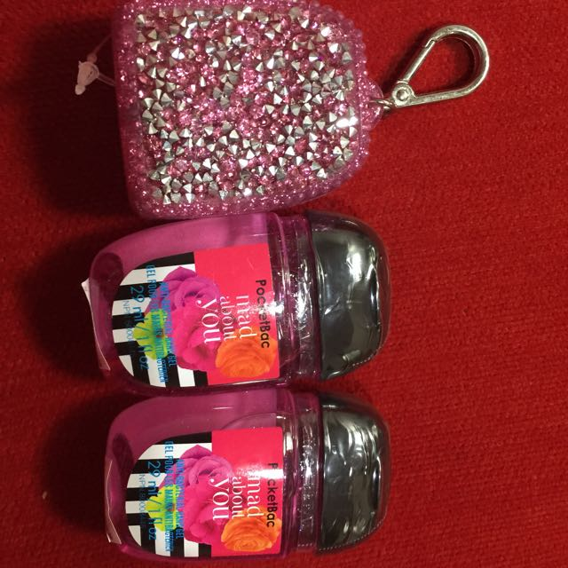 Bath And Body Works Handstainitizer Dan pocket
