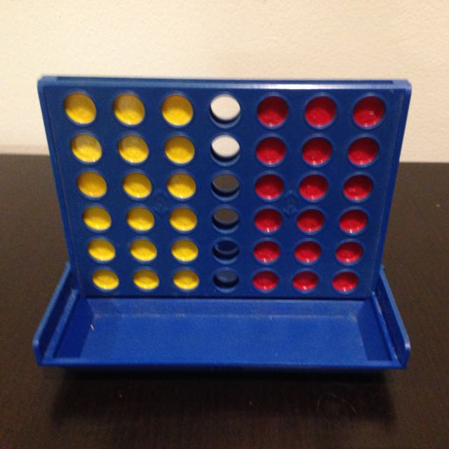Connect 4 - Compact Travel Edition