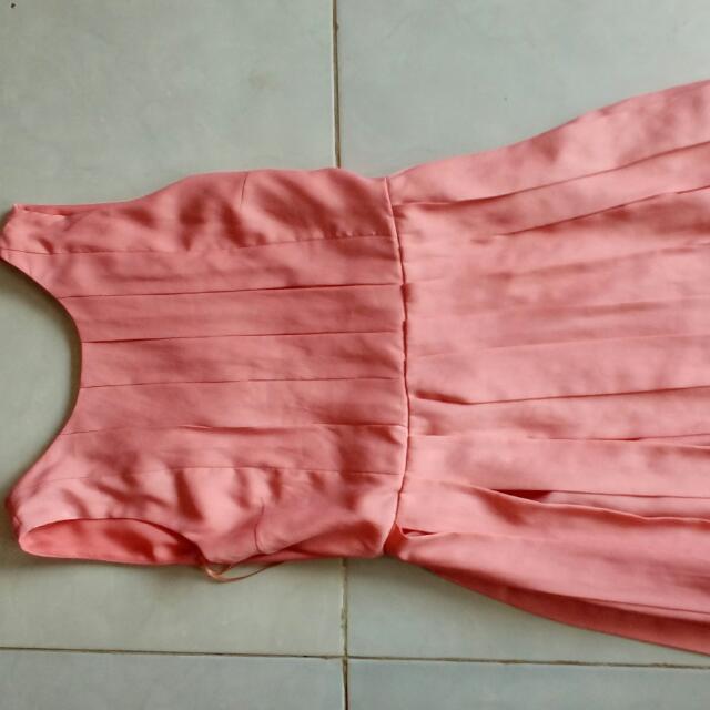 Dress Pink OASIS Original.