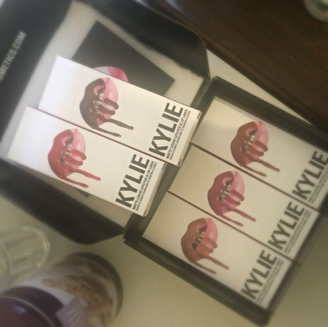 Lip Kit By Kylie