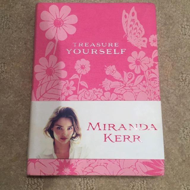 Miranda Kerr Book; Treasure Yourself