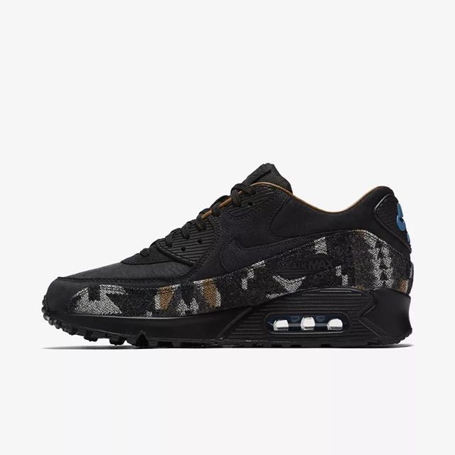 online store 01a00 403f4 Nike Air Max 90 Limited Edition Camo, Sports on Carousell