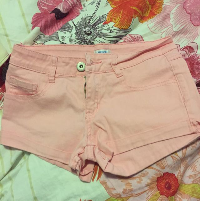 Pink Valley girl Shorts