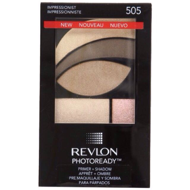 Revlon Photoready Primer + Eyeshadow Shade 505