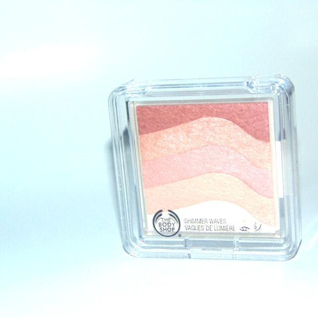 Shimer Waves The Body Shop