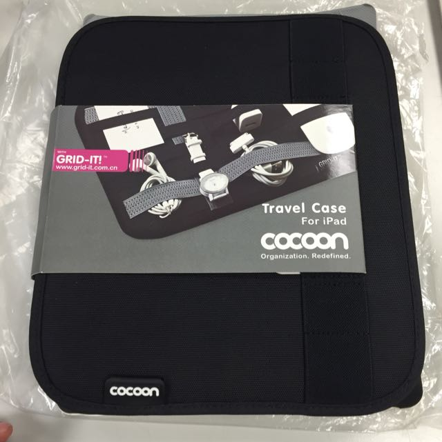 cocoon Grid-It 萬用travel case for ipad收納包